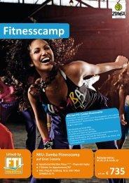 Fitnesscamp - Komet-Reisen