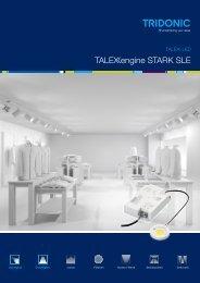 Tengine STARK SLE - Tridonic