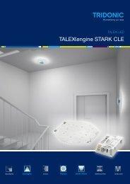 Tengine STARK CLE - Tridonic
