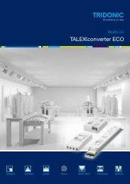 Tconverter ECO - Tridonic