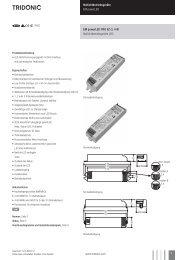 EM powerLED PRO EZ-3, 4 W - Tridonic
