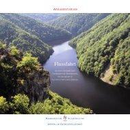 Flussfahrt - Triebe Wirtschaftsberatung