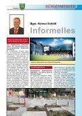 Eröffnung der Schutzbauten - Stadtgemeinde Trieben - Page 3