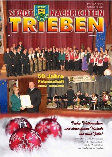 50 Jahre - Stadtgemeinde Trieben