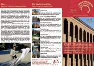Flyer zum Download - Tourist-Information Trier