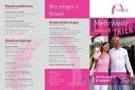 MehrWert! - Tourist-Information Trier