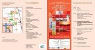 Flyer zum 6. Energietag Westmittelfranken