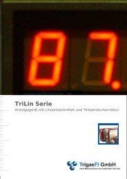 TriLIN Prospekt - TrigasFI GmbH