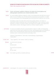 EffEktivE führungsmEthodEn für fachlichE führungskräftE - trilogie