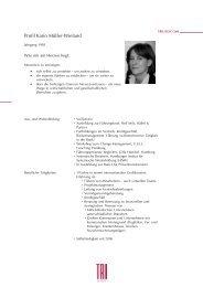 Profil Karin Müller-Wieland