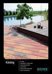 Produktový katalog 2009 - DITON s.r.o.