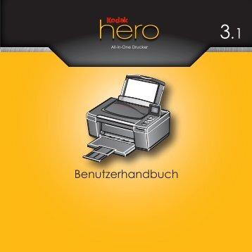 1 KODAK HERO 3.1 All-in-One Drucker