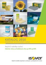katalog ISOVER - TRIMOT