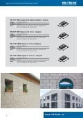 Tvarovky KB Blok - Katalog - STAVOMARKET - Page 7