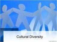 Cultural Diversity - Trinitas Hospital
