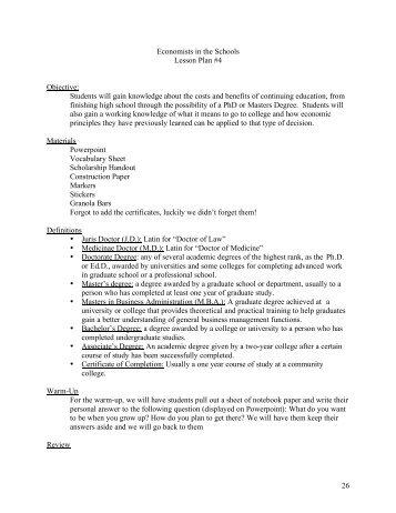 Lesson Plan file - Trinity University