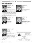 2007 Senior Captains - Trinity University - Page 4