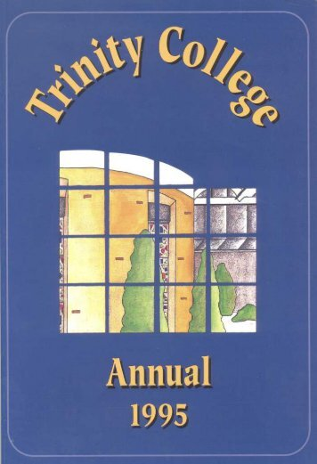 trinity 1995 - Trinity College