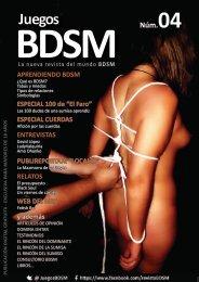 Revista JuegosBDSM 04