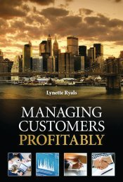 Managing Customers Profitably - always yours