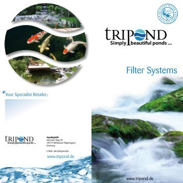 Filter Systems - Tripond