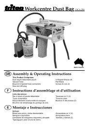Workcentre Dust Bag DCA 250