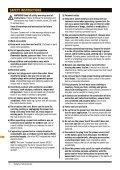 Manual de instrucciones - Triton Tools - Page 4