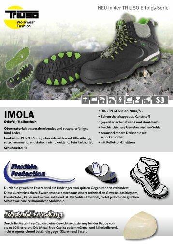 Flexible Protection - TRIUSO Qualitätswerkzeuge