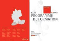 Oracle Database application Development business ... - Trivadis
