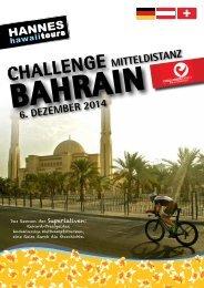 Hannes Hawaii Tours - Challenge Bahrain 2014 - DE