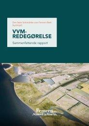 VVM- REDEGØRELSE - Transportministeriet