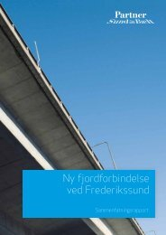 Ny fjordforbindelse ved Frederikssund - Transportministeriet