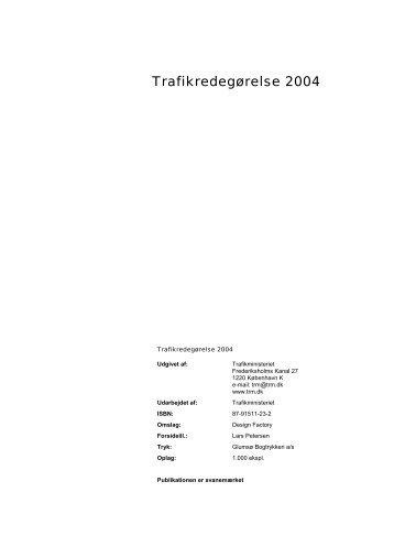 Trafikredegørelse 2004