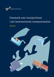 Danmark som transportland - Transportministeriet