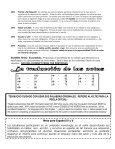 LAS REGLAS DE LA CLASE Como saben, el trabajo perdido es SU ... - Page 2