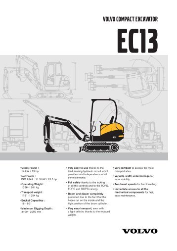 Ec13 - Plant Hire UK Limited