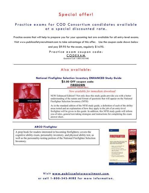 nfsi enhanced study guide