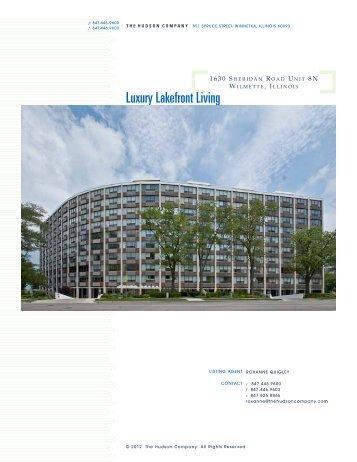Web Brochure - The Hudson Company