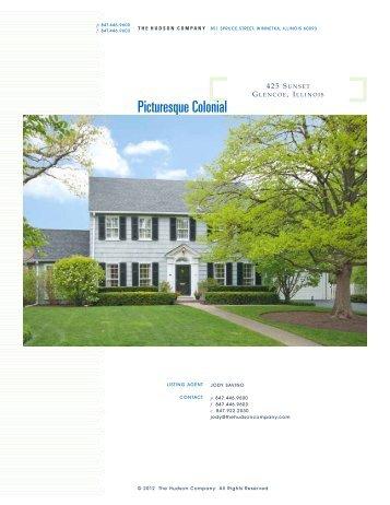 Web Brochure sunset 425.pdf - The Hudson Company