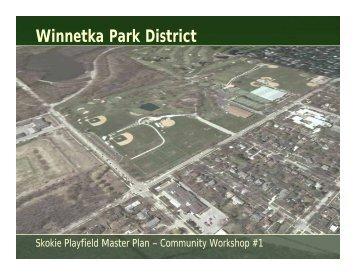 Winnetka Park District - The Lakota Group