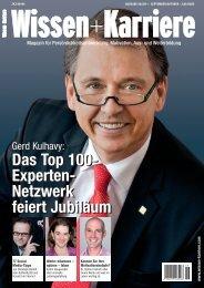 Titelstory: Gerd Kulhavy - Speakers Excellence Holding GmbH