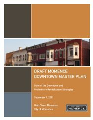 Download Revised Draft Downtown Master Plan ... - The Lakota Group
