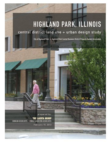 HIGHLAND PARK, ILLINOIS - The Lakota Group