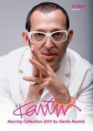 Karim Rashid Katalog 2-2011.indd
