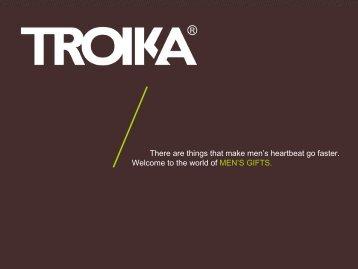 HISTORY english PDF, approx. 2,6 MB - Troika Germany GmbH