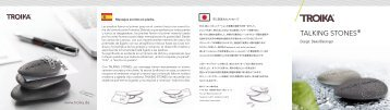 TALKING STONES® - Troika Germany GmbH