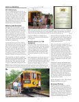 2009 Annual Report - the Seashore Trolley Museum - Page 3