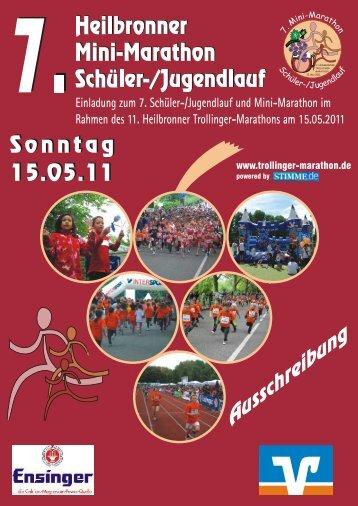 IG - Heilbronner Trollinger-Marathon