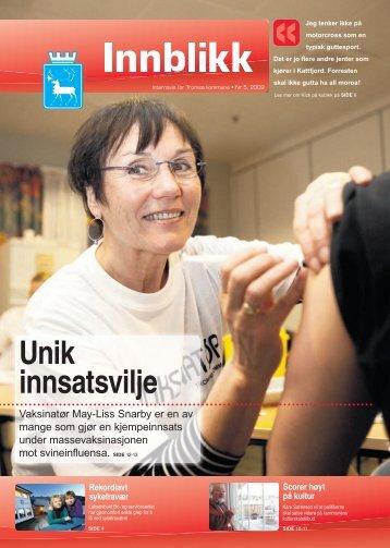 Nr. 5 - 2009 (PDF) - Tromsø kommune