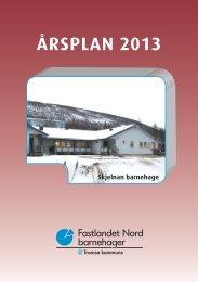 Årsplan Skjelnan 2013.pdf - Tromsø kommune